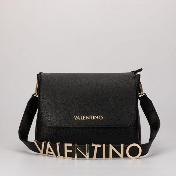 Bolso Valentino Handbags Alexia, bolso negro Valentino 2021