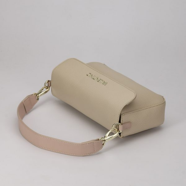 VALENTINO VBS5A804 BOLSO ALEXIA BEIG , bolsos elegantes crema de Valentino Handbags verano 2021